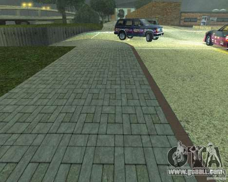 New roads in San Fierro for GTA San Andreas third screenshot