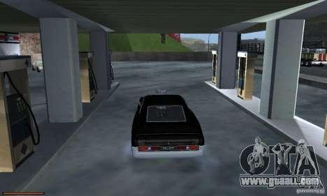Unique sensor petrol for GTA San Andreas seventh screenshot