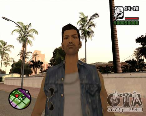 Tommy for GTA San Andreas second screenshot