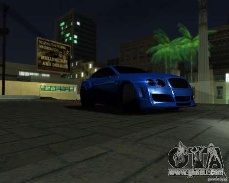 ENBSeries by LeRxaR v1.5 for GTA San Andreas fifth screenshot