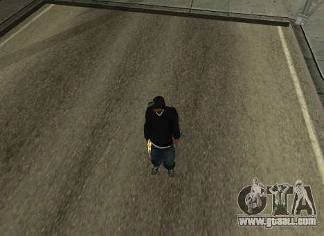 Ice Cube for GTA San Andreas third screenshot