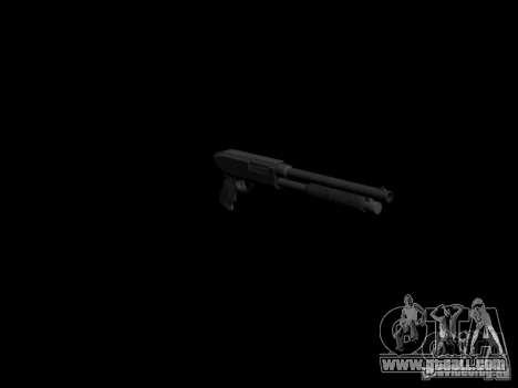 Arms of GTA 4 for GTA San Andreas forth screenshot