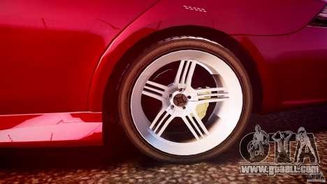 Mercedes Benz CLS Light Tuning v1.0 Beta for GTA 4 upper view