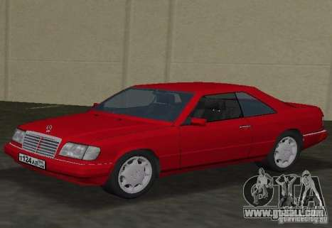 Mercedes-Benz E 320 (C124) for GTA Vice City