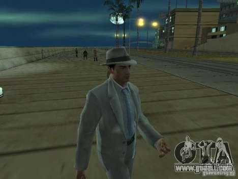 Vito Skalleta v1.5 for GTA San Andreas
