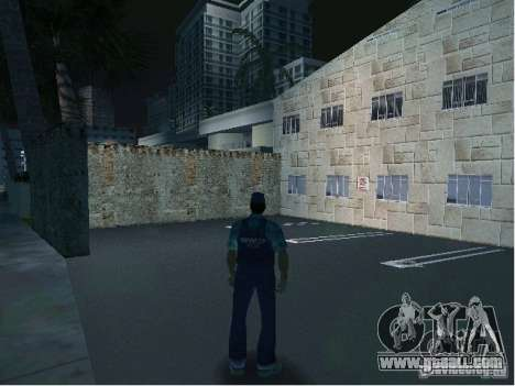 New patterns of police station for GTA Vice City