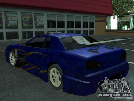 Elegy Of Convertible Tops for GTA San Andreas engine