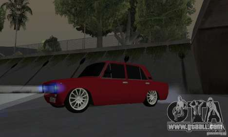 VAZ 2101 Restyling for GTA San Andreas right view