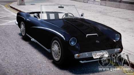 FSO Syrena Sport 1960 for GTA 4