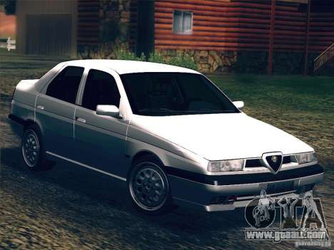Alfa Romeo 155 1992 for GTA San Andreas