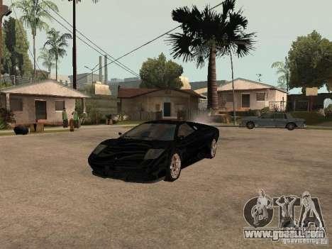 GTA4 Infernus for GTA San Andreas