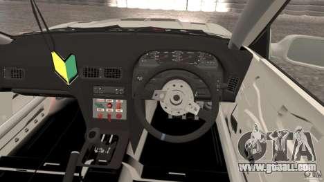 Nissan Silvia S13 DriftKorch [RIV] for GTA 4