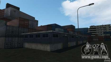 Tokyo Docks Drift for GTA 4 eighth screenshot