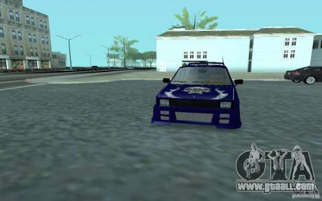 Yugo 45 Tuneable for GTA San Andreas side view