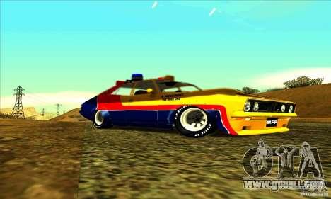 Ford Falcon 351 GT Interceptor Mad Max for GTA San Andreas