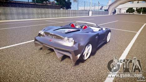 Ferrari F430 Extreme Tuning for GTA 4 upper view