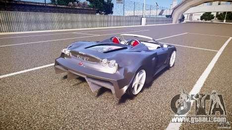 Ferrari F430 Extreme Tuning for GTA 4 upper view
