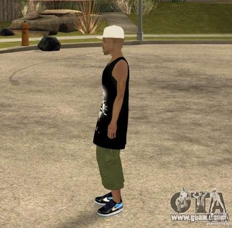 Cone Crew Skin for GTA San Andreas third screenshot