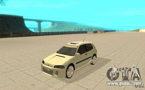 Honda Civic 1992 for GTA San Andreas