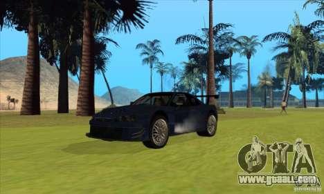 Nissan Skyline R34 GT-R LM for GTA San Andreas