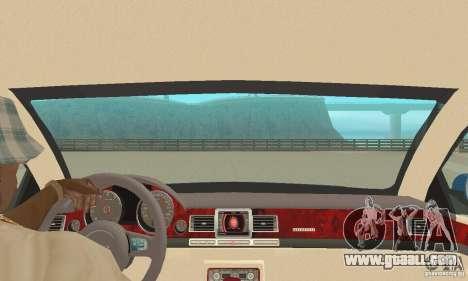 Audi A8L 4.2 FSI for GTA San Andreas