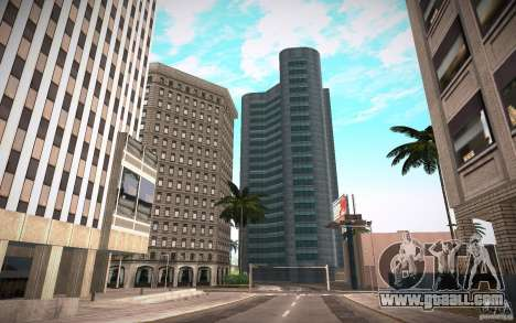 HD Skyscrapers for GTA San Andreas second screenshot