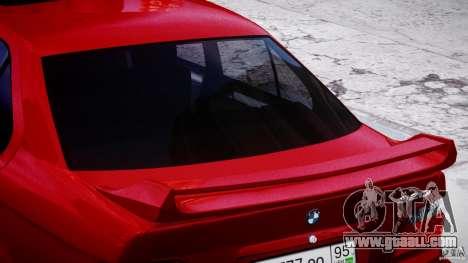 BMW 318i Light Tuning v1.1 for GTA 4