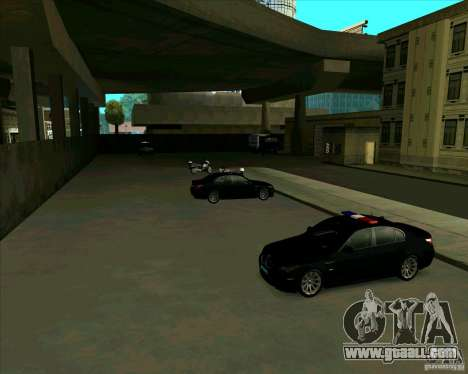 Priparkovanyj transport v 3.0-Final for GTA San Andreas sixth screenshot
