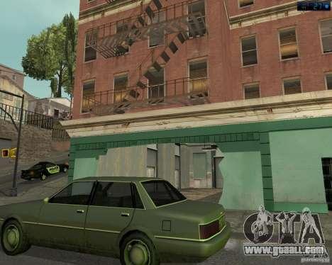Hidden interiors 3 for GTA San Andreas