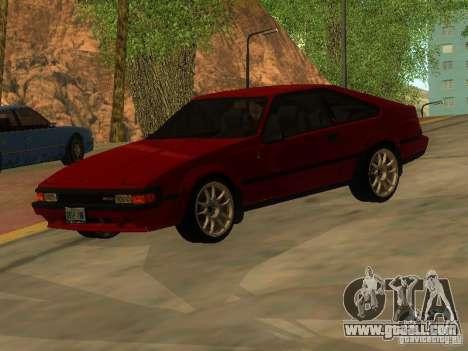 Toyota Celica Supra for GTA San Andreas