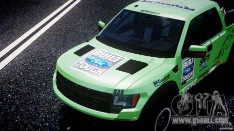 Ford F150 Racing Raptor XT 2011 for GTA 4