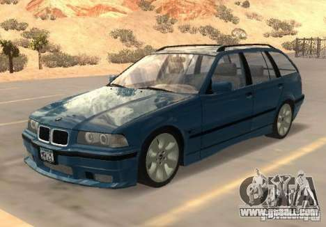 BMW 318i Touring for GTA San Andreas