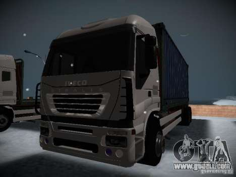 Iveco Stralis Long Truck for GTA San Andreas