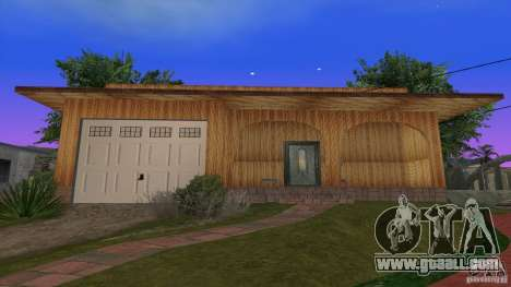 New textures of houses and garages for GTA San Andreas second screenshot