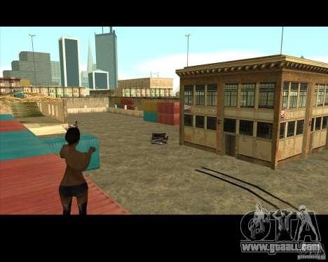 Great Theft Car V1.0 for GTA San Andreas fifth screenshot