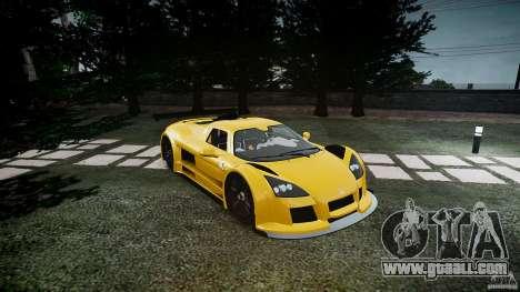 Gumpert Apollo Sport v1 2010 for GTA 4