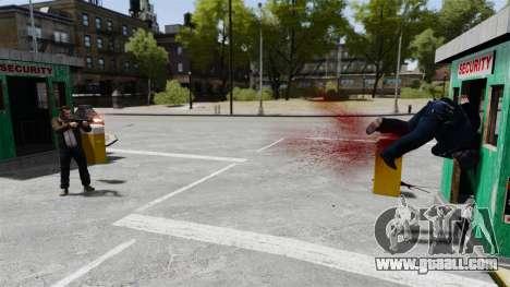 MP5 destroyer for GTA 4 second screenshot