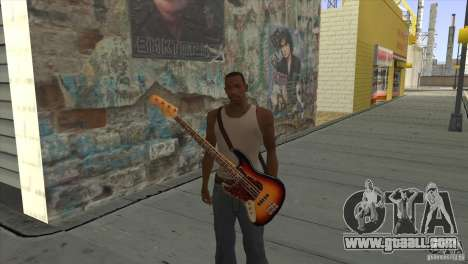 MOVIE songs on guitar for GTA San Andreas eighth screenshot
