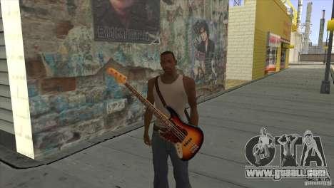 MOVIE songs on guitar for GTA San Andreas eighth screenshot