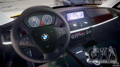BMW X5 E70 v1.0 for GTA 4