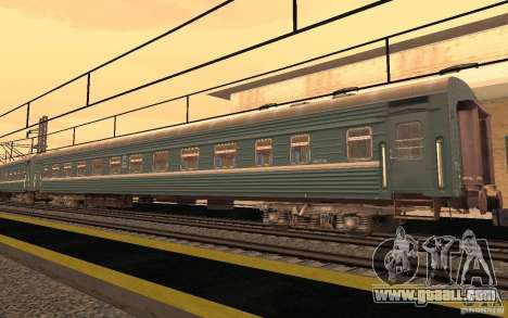 RAILWAY mod II for GTA San Andreas ninth screenshot