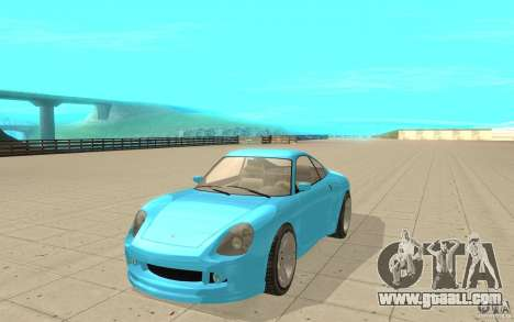 Comet from GTA 4 for GTA San Andreas