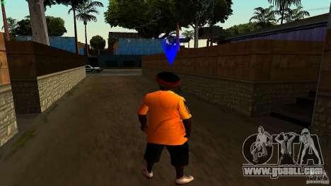 Jamaican Guy for GTA San Andreas forth screenshot