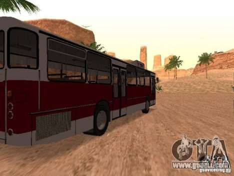 New scripts for buses. 2.0 for GTA San Andreas sixth screenshot