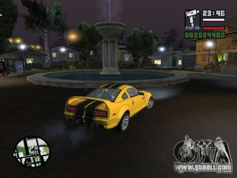 Nev Groove Street 1.0 for GTA San Andreas second screenshot