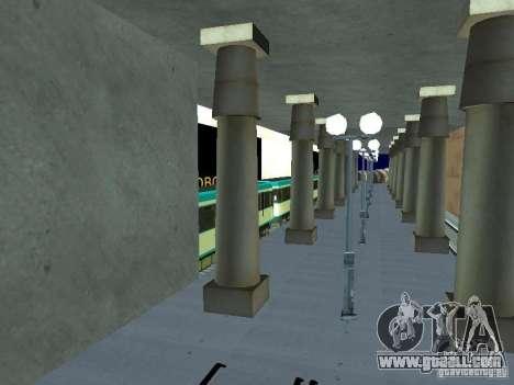 Greatland-Grèjtlènd v0.1 for GTA San Andreas ninth screenshot