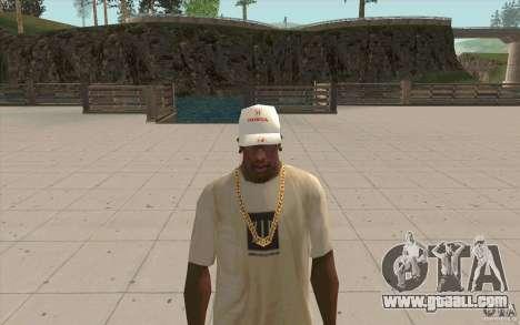 Cap honda for GTA San Andreas second screenshot