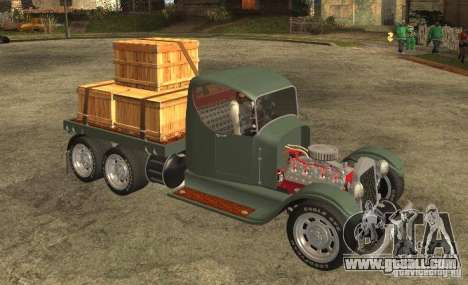 Ford Model-T Truck 1927 for GTA San Andreas