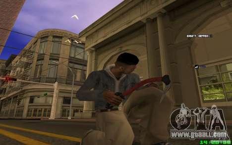 Icebreaker (Red) for GTA San Andreas third screenshot