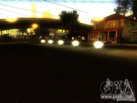 Base of Grove Street for GTA San Andreas sixth screenshot